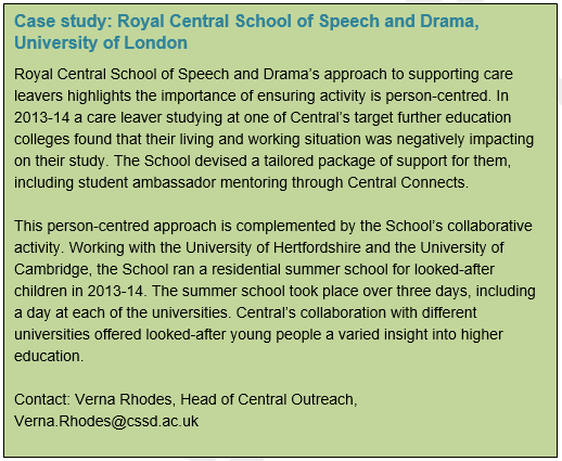 Case study Royal Central School